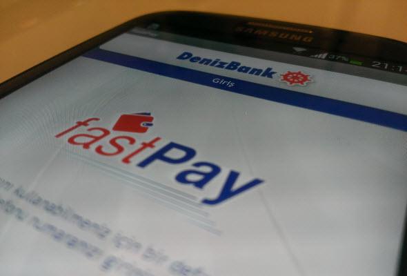 fastPay-Denizbank
